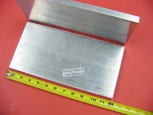 2 Pieces 3 8 X 8 X 12 Aluminum 6061 Flat Bar Solid T6511 New Mill Stock