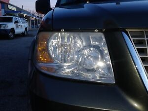 Oem Ford Expedition 2003 2004 2005 05 Passenger Right Headlight Lamp With Bulb