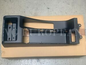 Bmw Genuine E46 3 series Short Center Console Arm Rest Delete Black 325i 330i M3
