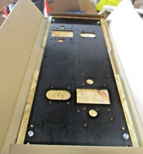 Elkay Mpw200 Drinking Fountain Mounting Plate With Hardware And Instructions