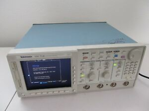 Tektronix Tds 754c Color 4 Ch Dpo Oscilloscope 500mhz 2gs s 13 1f Hd 2m 2f