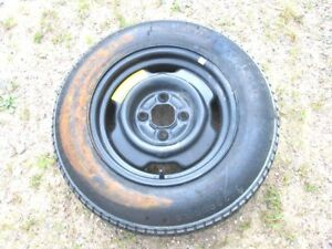 1979 1993 Ford Mustang Spare 14 Tire Donut Space Saver Full Size Gt Lx 4 Lug