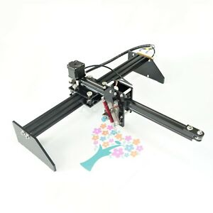Cnc Drawing Robot Writing Drawing 500mw Laser Head Laser Engraving Machine X