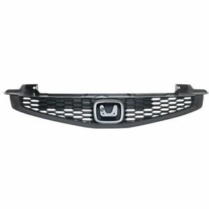 New Grille Ho1200209 71121ts8a01 Coupe For Honda Civic 2012 2013