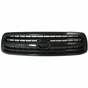 New Grille Assembly Primed To1200226 531000c050c0 For Toyota Tundra 2002