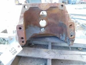 Massey Ferguson 40 Tractor Front Cast Support Part 182464mi Tag 578