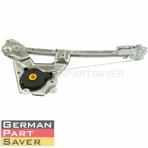 New Window Lifter Regulator Rear Left Driver Side For Audi 100 A6 S6 4a0839461a