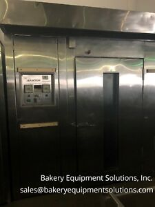Baxter Double Roll In Rack Oven