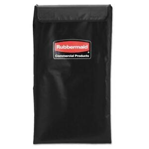 2 Pack Rubbermaid 1881782 Collapsible X cart Replacement Bag 4 Bushel