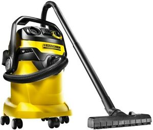 Karcher 6 6 Gal Wd5 p Wet dry Vacuum Semi auto Tact Filter Cleaning Technology