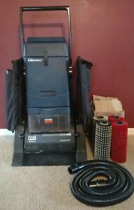 Host Dry Carpet Cleaning Machine Liberator Commercial Extractor Vac