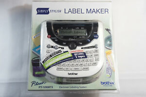 Brother P touch Pt 1290bt3 Home Electronics Labeler Stylish Label Maker