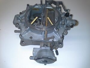 62 Cadillac Carburetor Rebuilt 1962 Carter Or Rocherster Please Specify G119