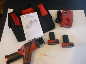 New Snap On 14 4v Microlithium Cordless Reciprocating Saw Kit Ctrs761