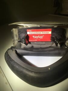 Taylor Carpet Tools Conventional Carpet Trimmer 716 Used