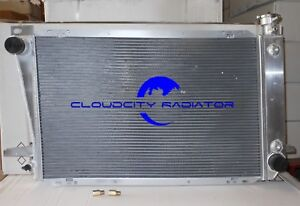 Radiator For 1985 1996 Ford F 150 250 350 1987 1992 Ford Bronco 4 9l L6 91 1993
