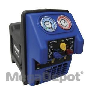 Mastercool 69300 Twin Turbo Refrigerant Recovery System
