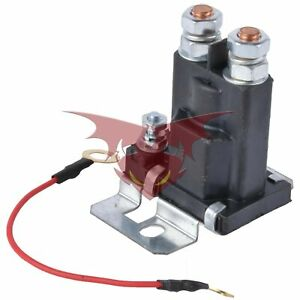 Western Snow Plow Fisher Snowplow Solenoid Replaces W56134 Meyers