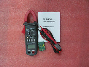 New Mastech Ms2008a Multi fuction Handhold Ac dc Digital Clamp Meter Backlight