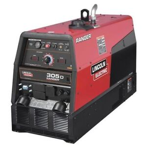 Engine Driven Welder Ranger Series Diesel Lincoln Electric K1727 4