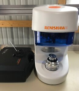 Renishaw Incise Dental Ds10 Cad cam Contact Scanner
