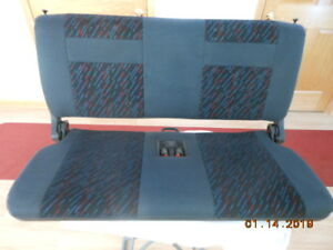 1994 Geo Tracker Rear Bench Seat Please Read Entirety Inquire Of Shipping