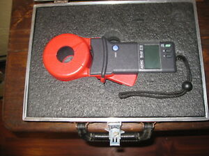Aemc Model 3710 Ground Tester Used But Tested