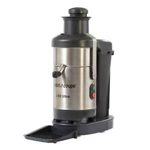 Robot Coupe J 100 Ultra Automatic Juicer With Pulp Ejection