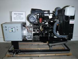 10kw Single Phase Yanmar Diesel Generator Set