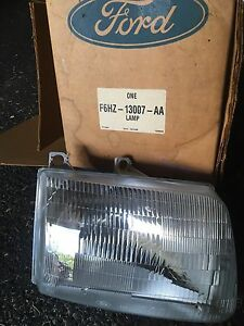 Genuine Ford A model Early Sterling Headlight F6hz 13007 aa