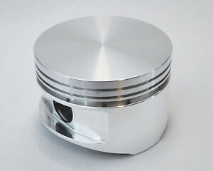 Arias Pistons Ford 390 406 420 Fe Y Block 4 110 Bore Flat Top New