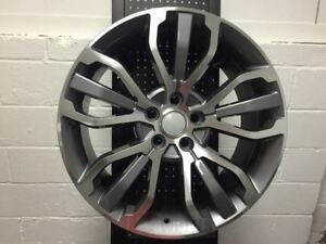 22 Autobiography 507 Style Fits Land Rover Range Hse Rims Wheels Supercharged