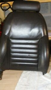 99 01 Mustang And Cobra Pass Side Seat Back