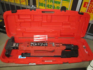 Hilti Dx 860 enp Stand Up Powder actuated Roofing deck Nailer local Pick up