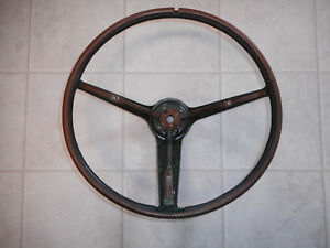 1970 71 72 73 Ford Mustang Rim Blow Steering Wheel Cougar Torino Core Shelby