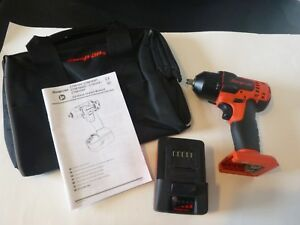 New Snap On 3 8 Dr 18v Monsterlithium Cordless Impact Wrench 1 Battery Ct8810a