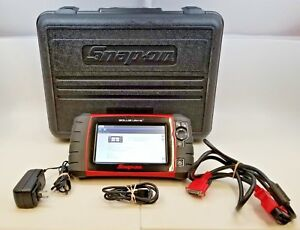 Snap On Solus Ultra Eesc318 Automotive Scan Tool