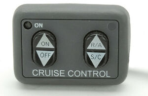 Dakota Digital Dash Mount Switch For Cruise Control Kit 2 X 1 3 8 Hnd 2 New