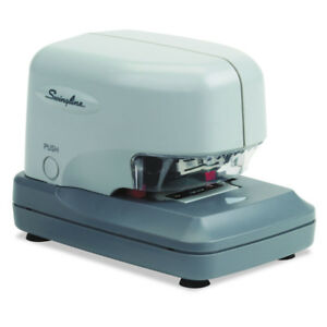 Swingline High volume Electric Stapler 30 sheet Capacity Gray 69001 New