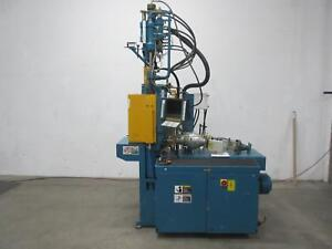 Boy 22mvv Vertical Injection Molding Machine 22 Ton