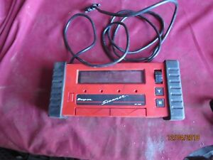 Snap On Diagnostic Scanner Mt 2500 W 2989 Troubleshooter 1190 Primary Cartridge