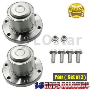 Pair 2 Front Wheel Hub Bearing Assembly Fits Mercedes benz Sprinter