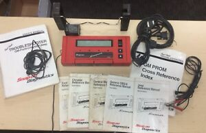 Read Snap On Diagnostics Scanner Mt2500 Extras