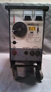 Miller Welding Power Source Model Cp 200