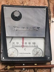 Nos Trerice 87700 Pneumatic Controller L87700t 30 Psi New In Box