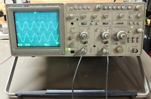 Tektronix 2230 100mhz Digital Storage Oscilloscope Gpib Cal d Tested Probes
