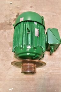 40 Hp 324t 230 460v 3 Phase 1770 Us Electrical Electric Motor