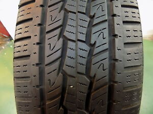 Used P245 65r17 111 T 8 32nds General Tire Grabber Hts Owl