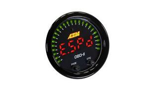 Aem 30 0311 X Series Obd2 Digital Datastream Gauge 2 1 16 Dia