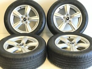 17 Ford Mustang 2018 Oem Wheels Rims Tires 10027 2013 2014 2015 2016 2017 2019
